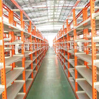 Customized Longspan Medium Duty Metal Shelving