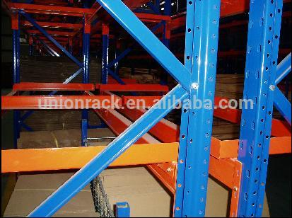 Warehouse Solution CE Certificate Approved Heavy Duty Beam Pallet Racking