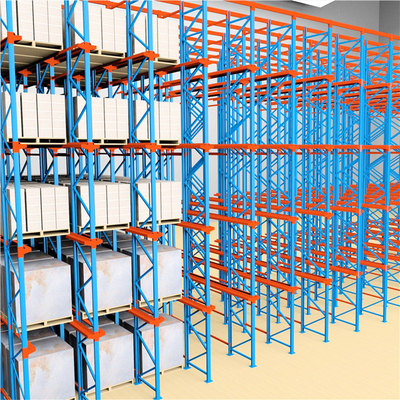 High Density Heavy Duty Drive In Rack