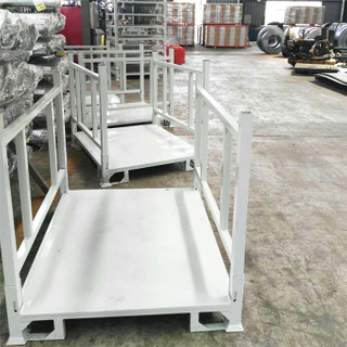 Steel Demountable Heavy Duty Stillage Stacking Rack
