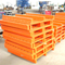 Galvanized Standard 1200x1000 Steel Euro Pallet with 2 entry access