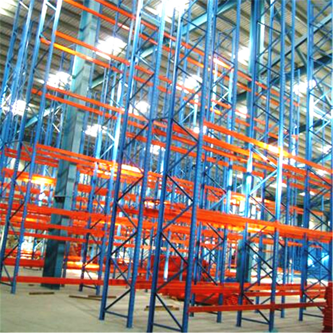 Heavy Duty Steel Adjustable Pallet Racking For Industrial Storage