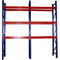 Jiangsu Union heavy duty 4.5T per layer metal warehouse storage pallet rack for industrial