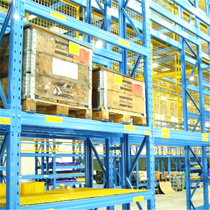 Heavy Equipment Used Selective Pallet Rack