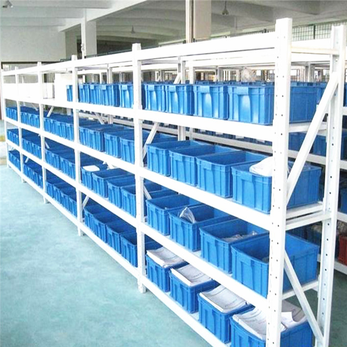 Warehouse Racking Medium Duty High Quality Longspan Shelving