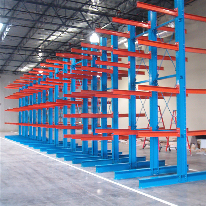 China Nanjing Selective Storage Heavy Duty Cantilever Rack