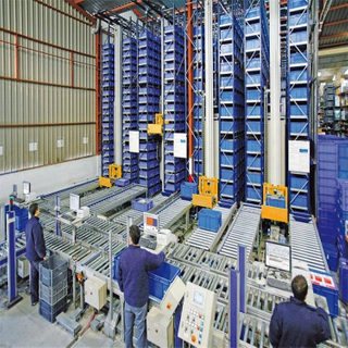 Hot Sale Automated Storage And Retrieval System Asrs System