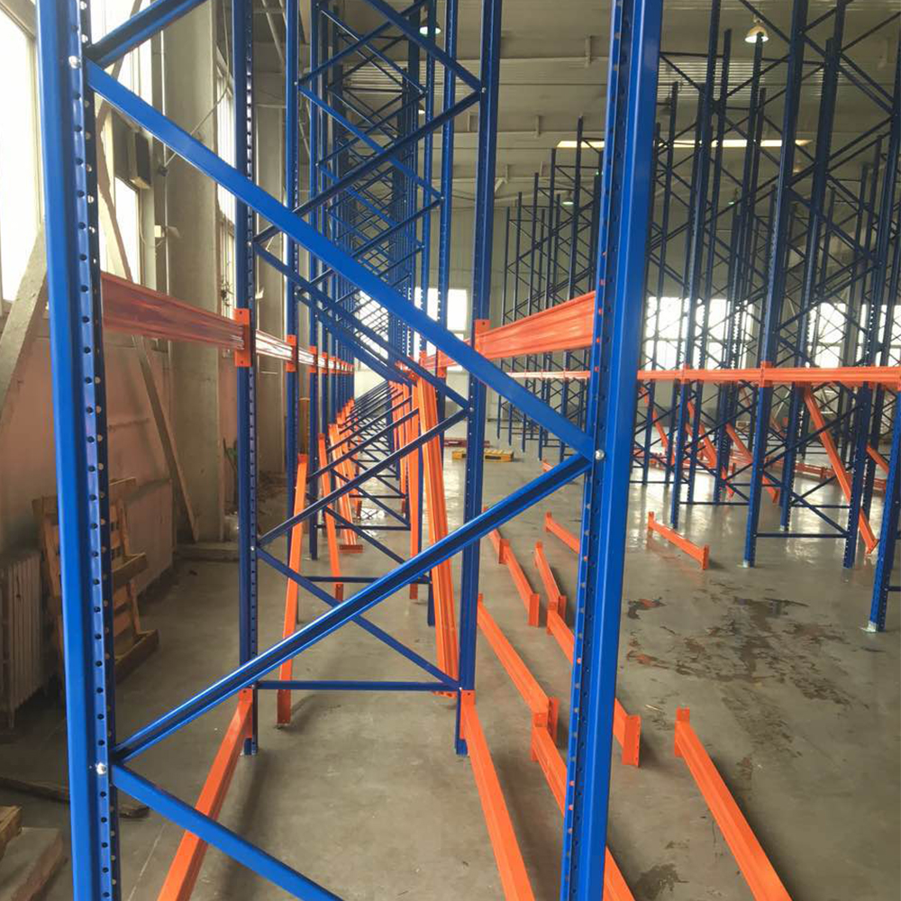 Jiangsu Union Heavy duty mold storage rack pallet racking