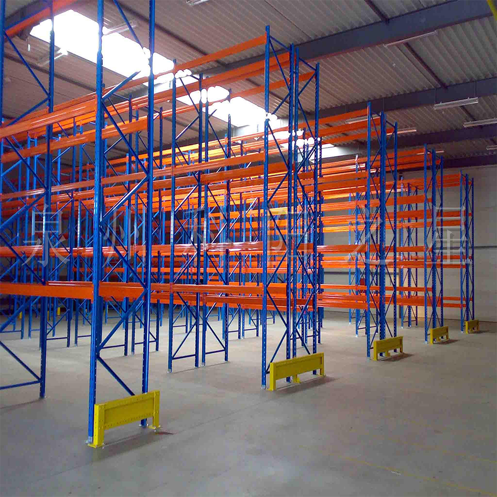 Chinese manufacturer heavy duty warehouse shelving/storage pallet rack