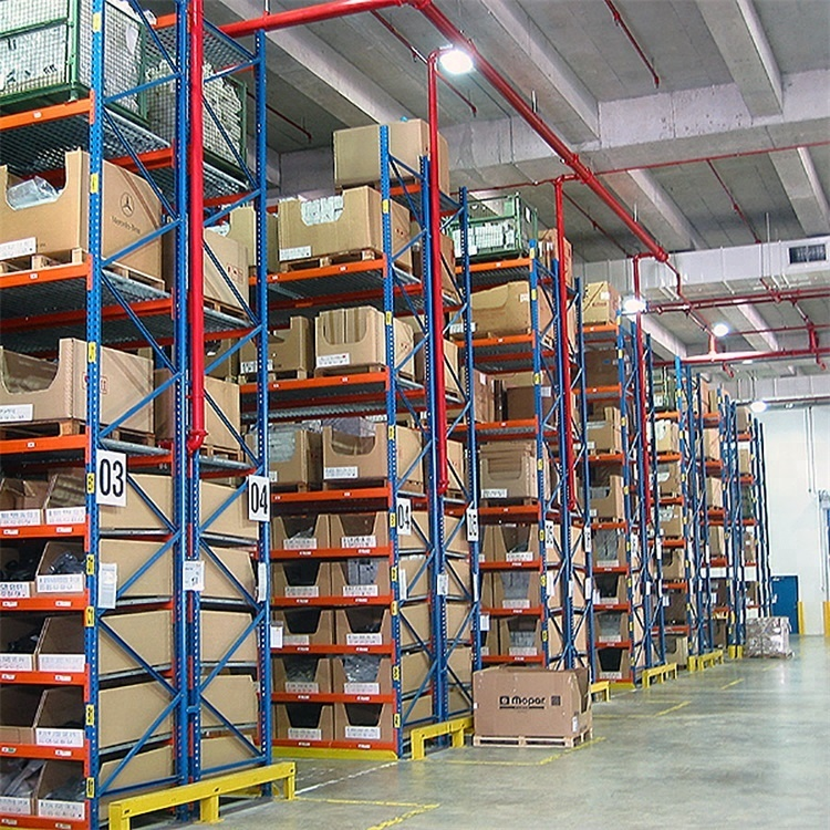 China Factory Direct Manufacturing Adjustable Heavy Duty Warehouse Pallet Rack