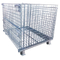 Anti-rust Steel Transport Garbage Heavy Duty Galvanized Wire Mesh Cage