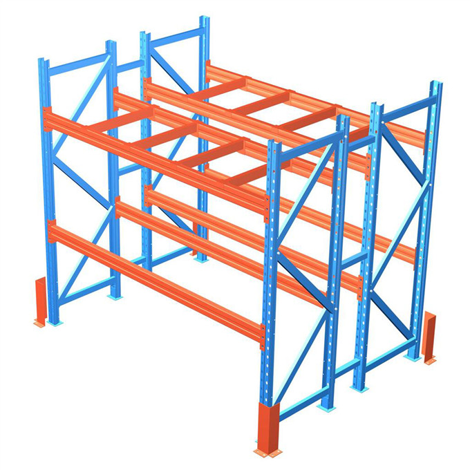 Union Adjustable Steel Heavy Duty Pallet Rack For Tire Storage
