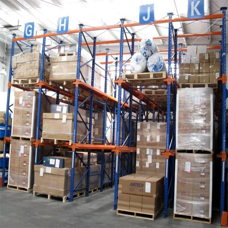 Union Warehouse Steel Drive In Racking System For Sale