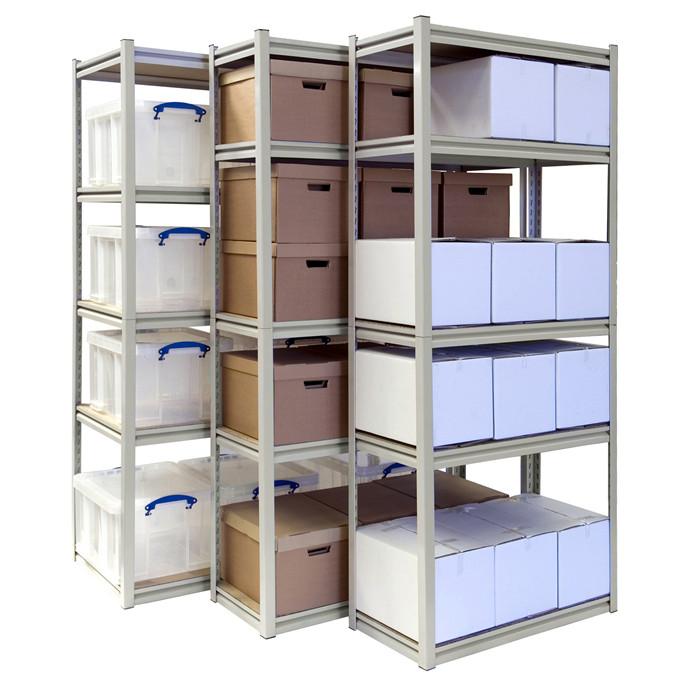 Steel Freestanding Adjustable Light Duty Shelving