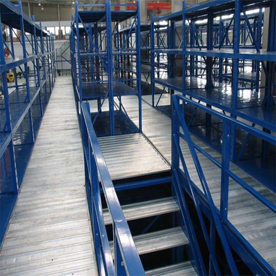 China Manufacturer Warehouse Steel Racking Supported Mezzanine Rack