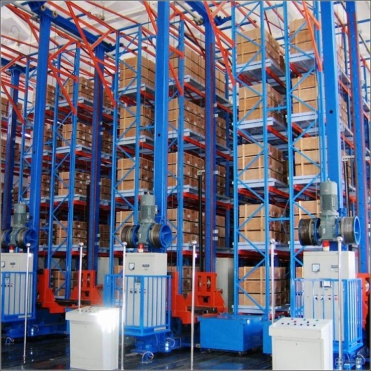 CE Certificated Industrial Heavy Duty Automatic Storage System