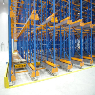 Heavy Duty Warehouse Shelving Steel Pallet Racking System Radio Shuttle Rack