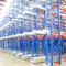 Warehouse Selective Pallet Shuttle Shelving Racking