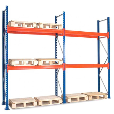 Directly Manufacturing Warehouse Steel Pallet Rack