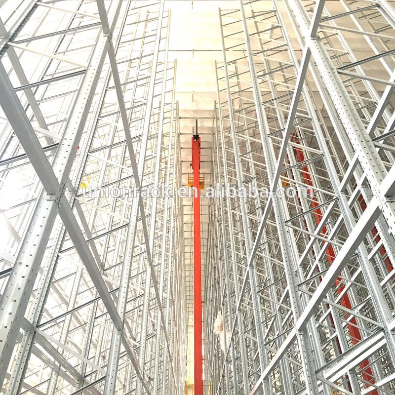 Jiangsu Union Q235 Steel Heavy Duty Warehouse Racking OEM Customized