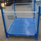 Heavy Duty Scale Foldable Warehouse Stacking iron Rack