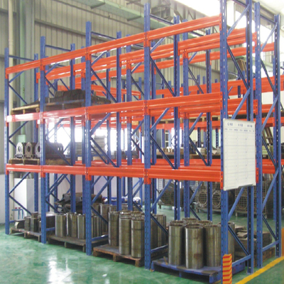 Heavy Duty Warehouse Storage Selective Pallet Racks From China Supplier