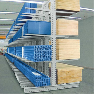 Steel Storage Nanjing Supplier System Cantilever Rack