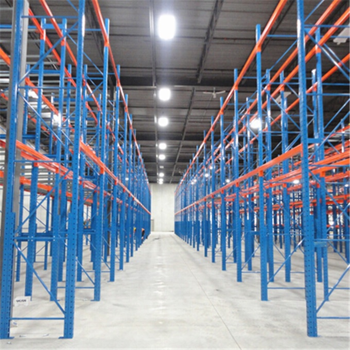 Customized Industrial Q235 Steel Pallet Racking System