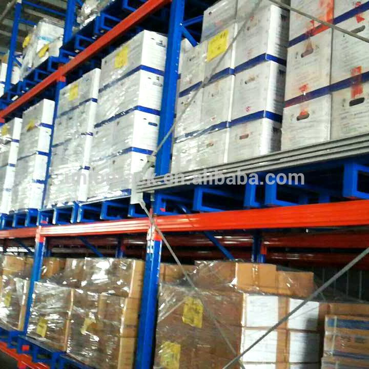Warehouse Metal Economic Customized Pallet Racking System