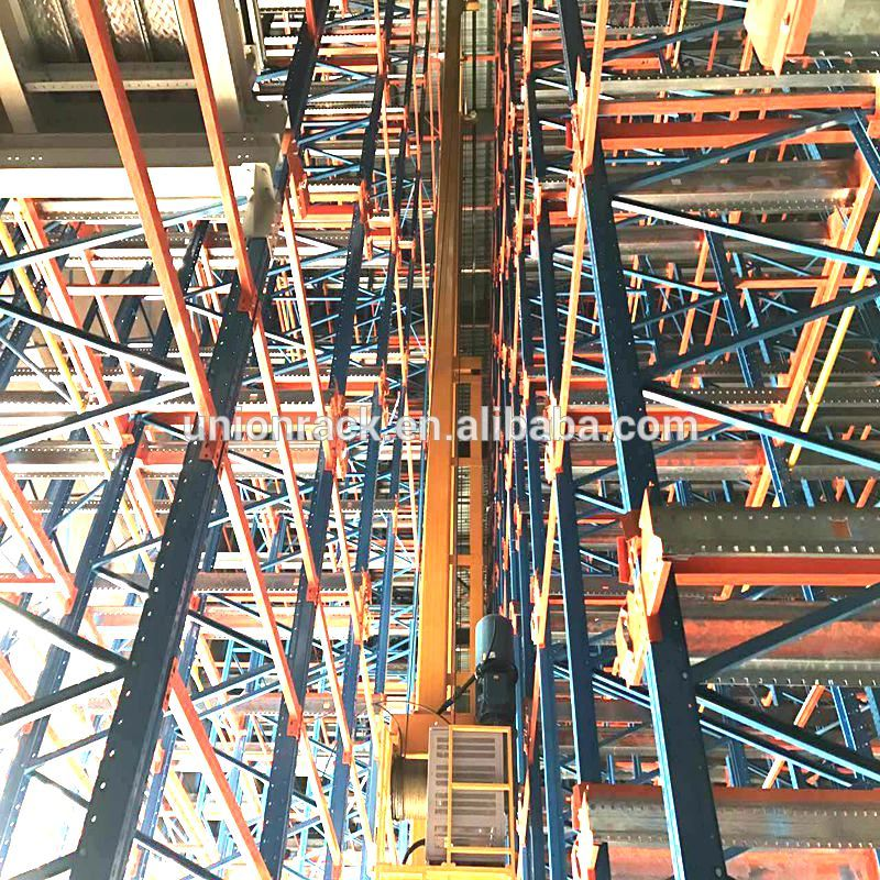 Jiangsu Union High Grade Q235 Steel Warehouse Rack Numbering System Storage Shelf Pallet Rack