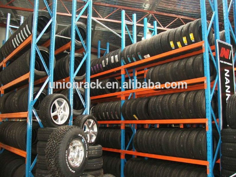 Heavy duty warehouse factory storage selective pallet rack