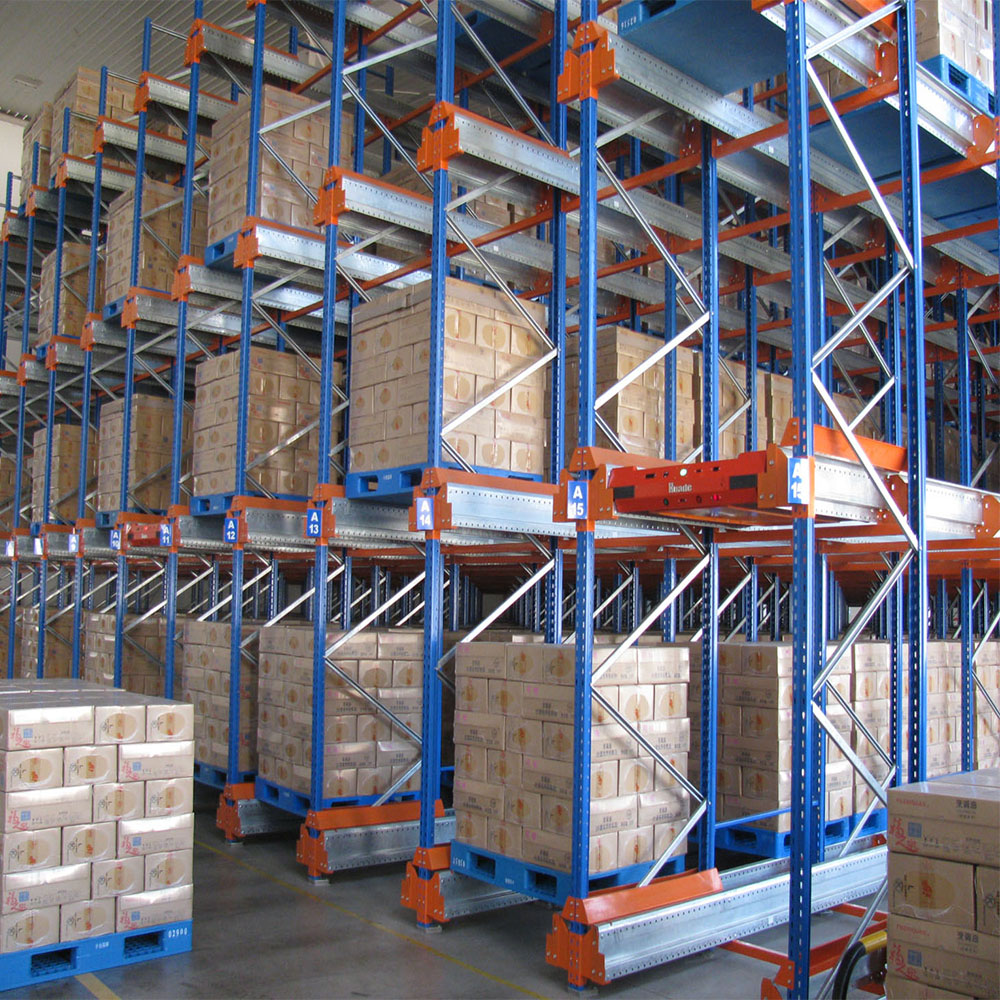 Hot Sale Online Shop China Selective Metal Drive In Racking