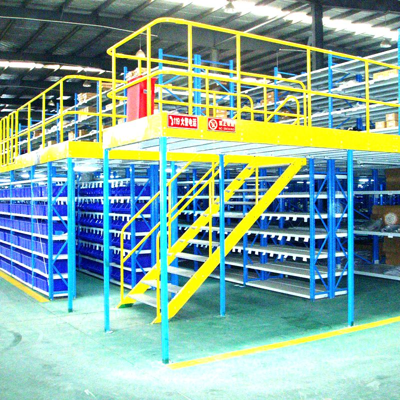 Jiangsu Union Steel structure mezzanine floor system for warehouse
