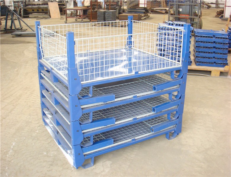Demountable Heavy Duty Stacking Rack