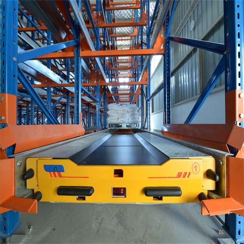 Corrosion Prevention Warehouse Automated Radio Shuttle Rack System